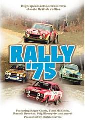 Rally 75 DVD