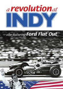 A Revolution at Indy DVD