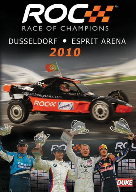 Race of Champions 2010 DVD