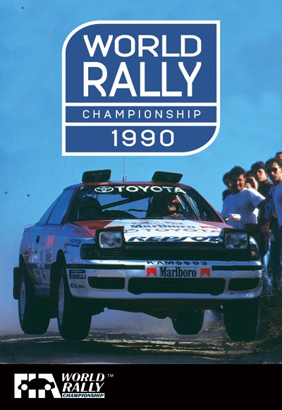 World Rally Review 1990 DVD