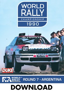 World Rally Review 1990 - Round 7 - Argentina