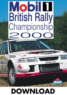 Mobil 1 British Rally Championship 2000 - Download