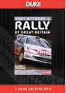Rally of Great Britain 2001 Duke Archive DVD