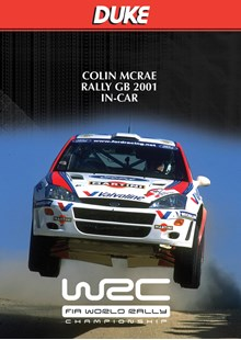 Colin McRae Rally Of Great Britain 2001 In Car Download