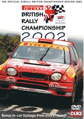 British Rally Review 2002 DVD