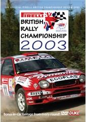 Pirelli British Rally 2003 DVD