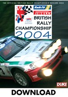 Pirelli British Rally Championship Review 2004 - Download