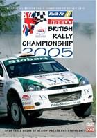 British Rally Championship Review 2005 DVD
