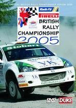 British Rally Championship Review 2005 DVD NTSC