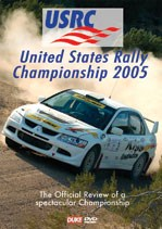 United States Rally Championship 2005 NTSC