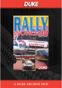 Rallyworld 1998 Duke Archive DVD