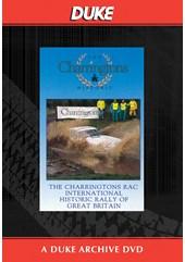 Charrington's Historic RAC Rally 1992 Duke Archive DVD