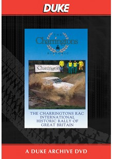 Charrington's Historic RAC Rally 1992 Duke Archive DVD