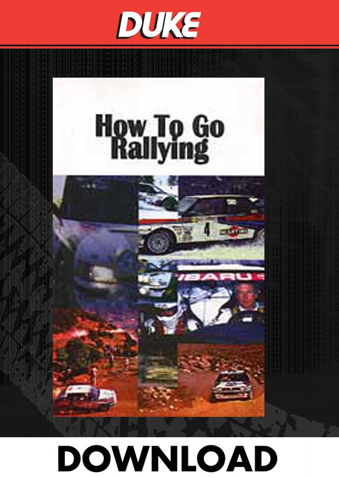 How to Go Rallying - Download
