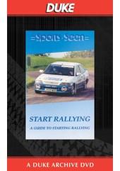 Start Rallying Duke Archive DVD