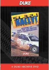 5-4-3-2-1 Rally ! British Rallies 1995 Duke Archive DVD