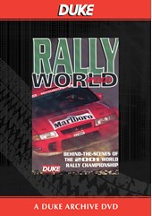 Rallyworld 2001 Duke Archive DVD