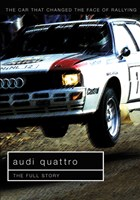 Audi Quattro - The Full Story DVD