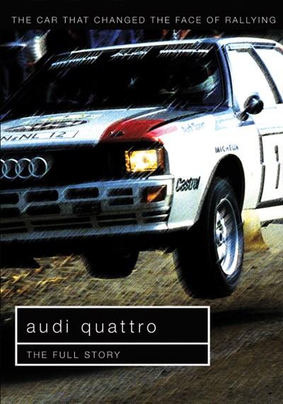 Audi Quattro - The Full Story DVD
