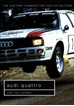 Audi Quatro - The Full Story DVD