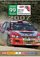British Rally Championships 2007 DVD
