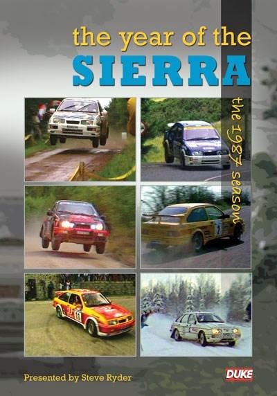 Year of the Sierra DVD