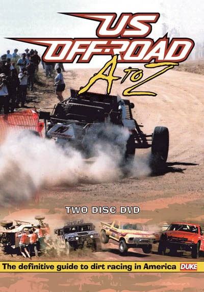 US Offroad A-Z (2 Disc) DVD