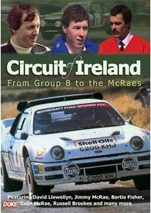 Circuit of Ireland From Group B to the McRaes DVD