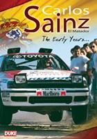 Carlos Sainz El Matador.The Early Years DVD