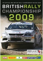 British Rally Review 2009 DVD