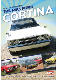 Ford Cortina Mk3 - Peak Performer DVD