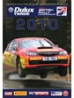 British Rally Championship Review 2010 DVD
