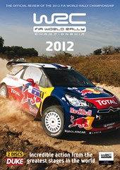 World Rally Review 2012 DVD