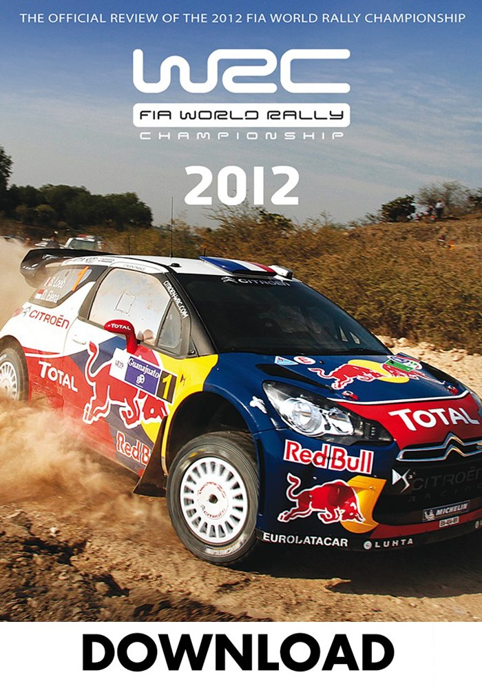 World Rally Review 2012 Download