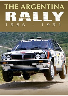 The Argentina Rally 1986-1991 DVD