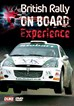 British Rally On Board Experience DVD