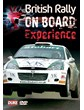 British Rally On-Board Experience DVD