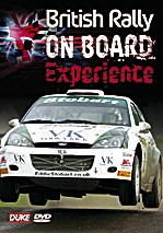 British Rally On Board Experience NTSC DVD
