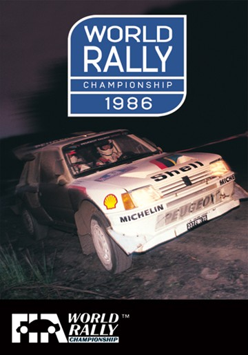 World Rally Review 1986 DVD - click to enlarge