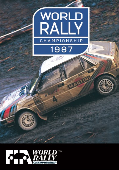 World Rally Review 1987 DVD