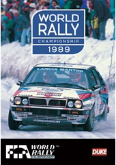 World Rally Review 1989 DVD