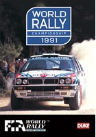 World Rally Championship Review 1991 DVD