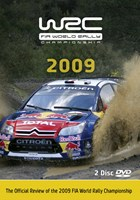 World Rally Review 2009 (2 Disc) DVD
