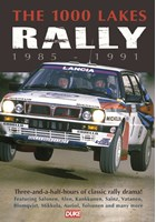 The 1000 Lakes Rally 1985-91 DVD