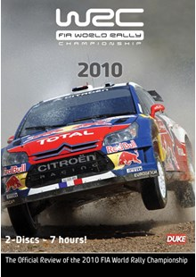 World Rally Review 2010 (2 Disc) DVD