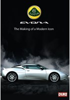 Lotus Evora The Making of a Modern Icon DVD