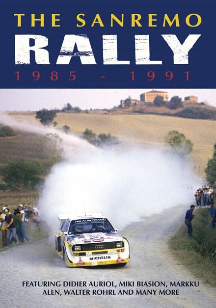 The San Remo Rally 1985-91 DVD