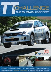 TT Challenge The Subaru Record DVD
