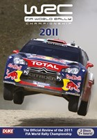 World Rally Review  2011 ( 2 Disc) DVD