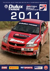 British Rally Championship Review 2011 DVD